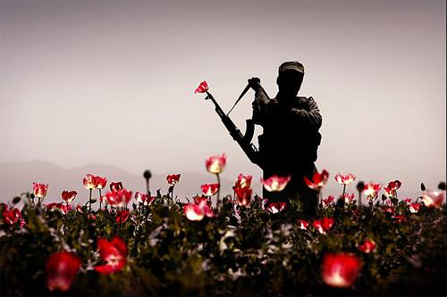 Hannes Heikuran kuva Afghanistanista